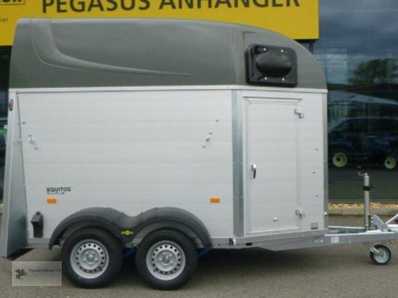 PKW-Anhänger des Typs Humbaur EQUITOS Alu Plus, 2to, Messeneuheit! NEU !!!, Neumaschine in Gevelsberg (Bild 4)