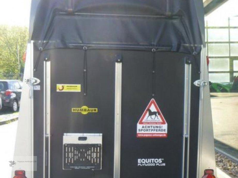 PKW-Anhänger des Typs Humbaur Equitos Plywood Plus, Messeneuheit!! ALUBODEN!!, Neumaschine in Gevelsberg (Bild 7)