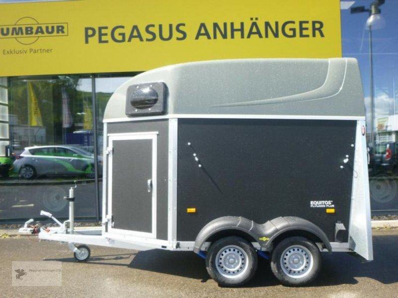 PKW-Anhänger des Typs Humbaur Equitos Plywood Plus, Messeneuheit!! ALUBODEN!!, Neumaschine in Gevelsberg (Bild 4)