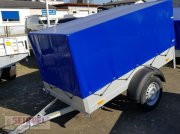 Humbaur H 752010 + Plane 100 Car trailer