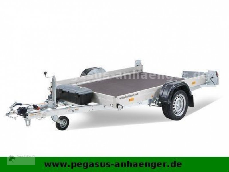 PKW-Anhänger типа Humbaur HKT 152515 S Absenker NEU 2021, Neumaschine в Gevelsberg (Фотография 1)