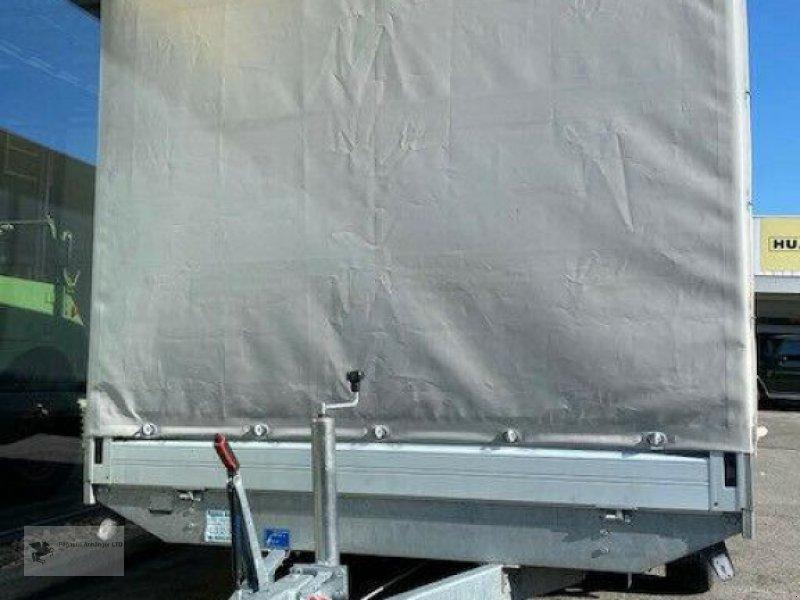 PKW-Anhänger типа Humbaur HN 204121 Hochlader Plane und Spriegel 1.Hand, Gebrauchtmaschine в Gevelsberg (Фотография 1)