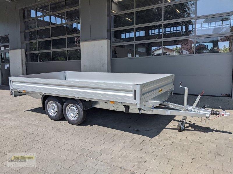 PKW-Anhänger des Typs Humbaur Hochlader HT 304121, Neumaschine in Senftenbach (Bild 1)