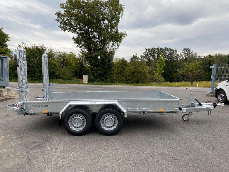 PKW-Anhänger типа Humbaur HS 353718 Baumaschinenanhänger, Neumaschine в Mariasdorf (Фотография 1)