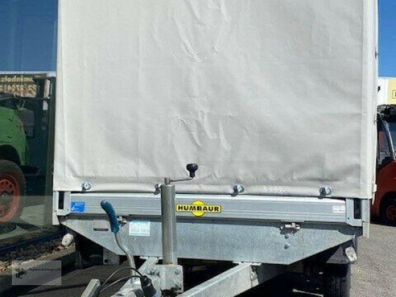 PKW-Anhänger типа Humbaur HT 202616 1.Hand Neuwertig Plane+Spriegel, Gebrauchtmaschine в Gevelsberg (Фотография 1)