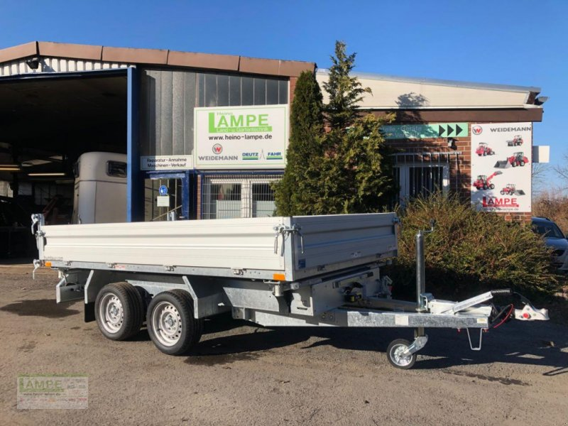 PKW-Anhänger a típus Humbaur HTK 3000.31 mit E-P, Neumaschine ekkor: Isernhagen FB (Kép 1)