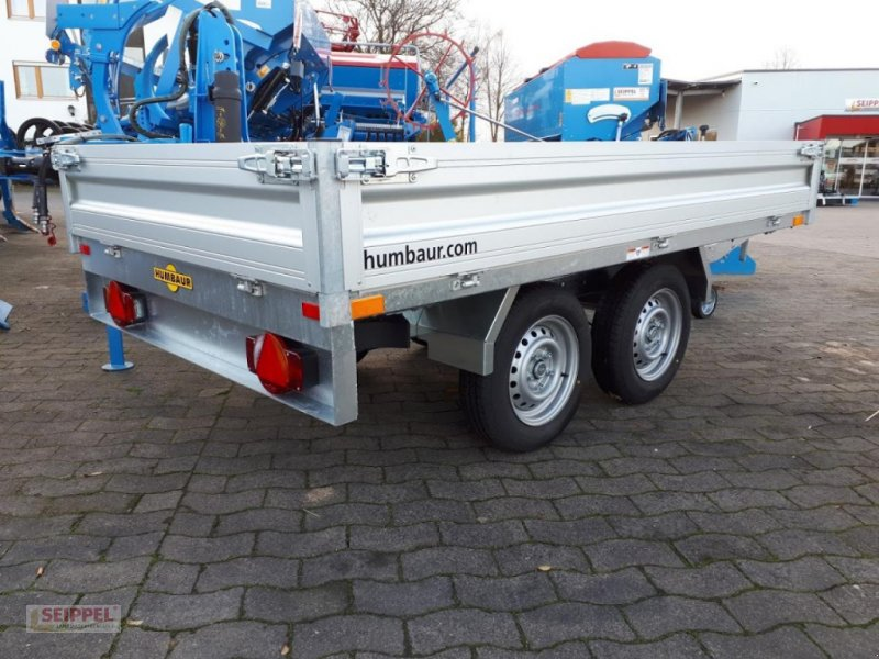 PKW-Anhänger типа Humbaur HUK 202715, Neumaschine в Groß-Umstadt (Фотография 1)