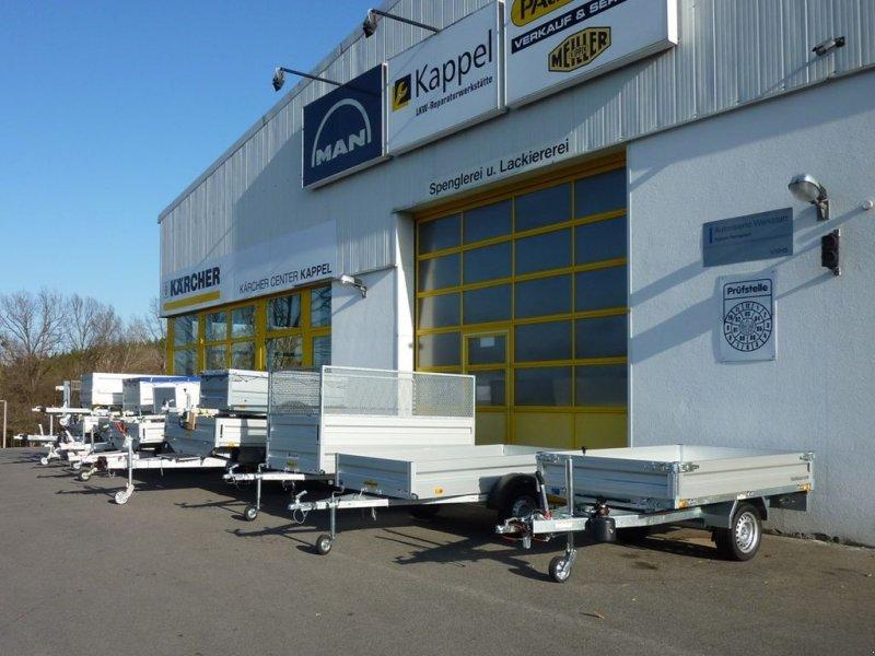 PKW-Anhänger des Typs Humbaur PKW-Anhänger in diversen Varianten verfügbar!, Neumaschine in Mariasdorf (Bild 1)