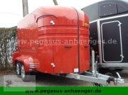 PKW-Anhänger des Typs Humbaur Rexus Vollpoly-Kofferanhänger rot, NEU 2020, Neumaschine in Gevelsberg