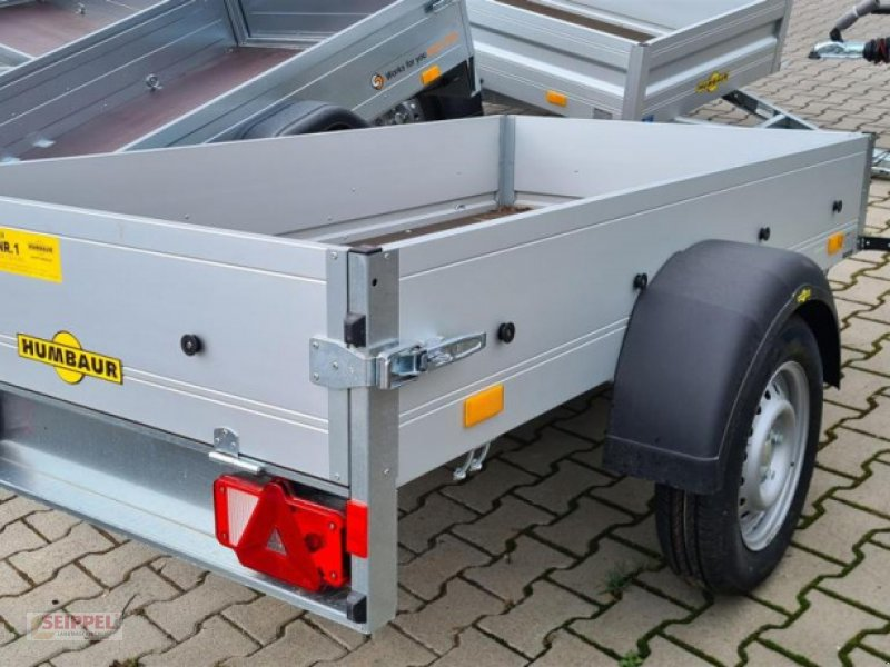 PKW-Anhänger des Typs Humbaur STARTTRAILER DK, Neumaschine in Groß-Umstadt (Bild 1)