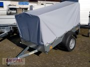 Humbaur STEELY 750 P&SP Car trailer