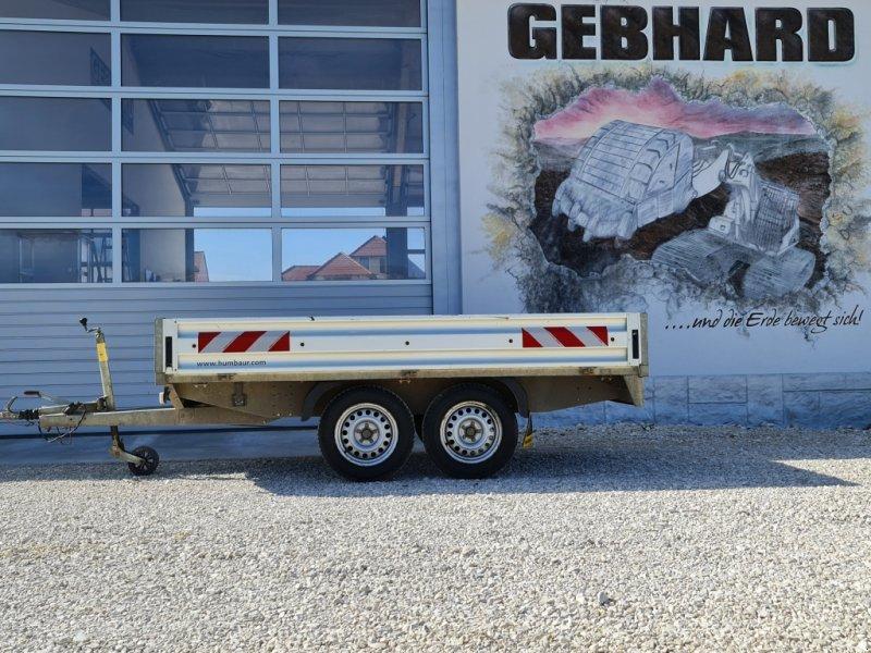 PKW-Anhänger типа Humbaur Tandemanhänger 2,5 Tonnen HT, Gebrauchtmaschine в Großschönbrunn (Фотография 1)