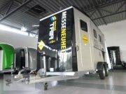 PKW-Anhänger типа Humbaur TRIA 3-Pferdeanhänger, ALU, 3,5to, Neumaschine в Gevelsberg