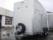 PKW-Anhänger des Typs Humbaur Viehanhänger HTV354018SRA, ALu, 3,5to, Neumaschine in Gevelsberg