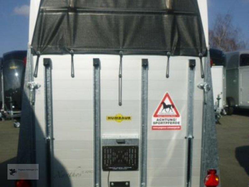 PKW-Anhänger des Typs Humbaur Xanthos Aero 2400, ALU 2-Pferdeanhänger, Neumaschine in Gevelsberg (Bild 6)