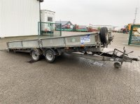 Ifor Williams CT 167 vippeladstrailer PKW-Anhänger