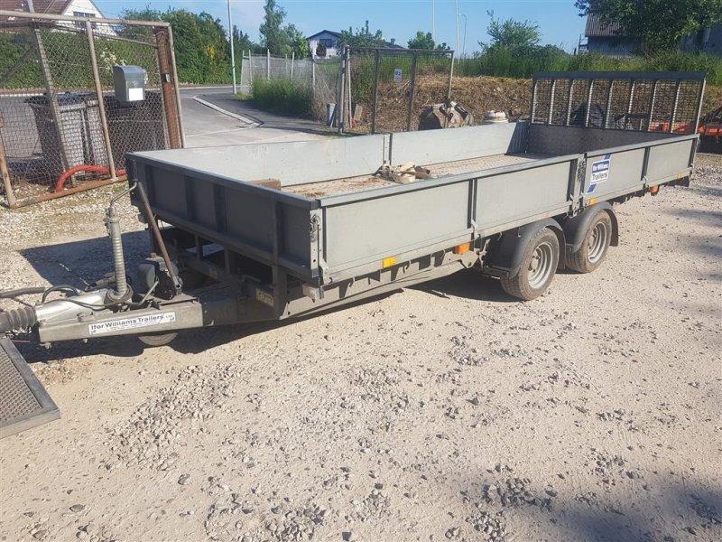 PKW-Anhänger типа Ifor Williams CT166, Gebrauchtmaschine в Skævinge (Фотография 1)