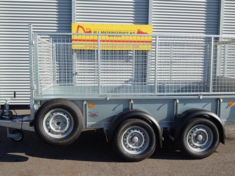 PKW-Anhänger typu Ifor Williams GD 105, Gebrauchtmaschine w Nørresundby (Zdjęcie 1)