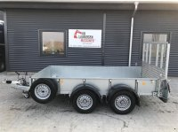 Ifor Williams GD 105 PKW-Anhänger