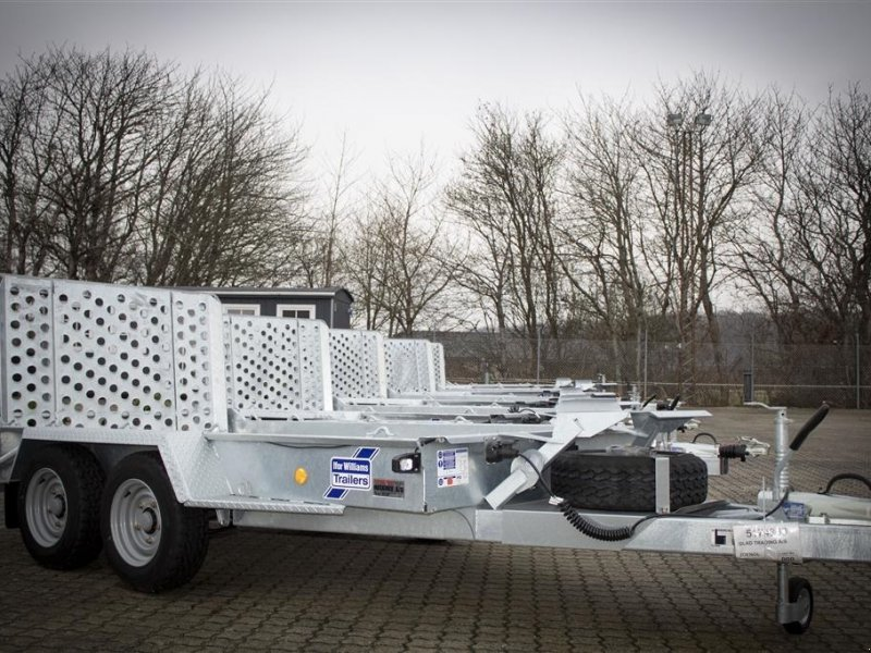 PKW-Anhänger типа Ifor Williams GH 1054    nye, Gebrauchtmaschine в Horsens (Фотография 1)