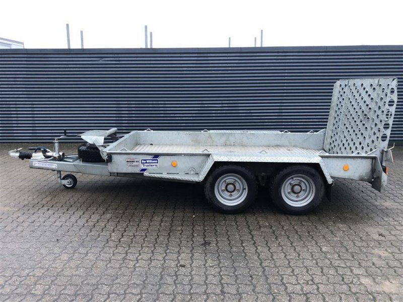 PKW-Anhänger of the type Ifor Williams GH 1054, Gebrauchtmaschine in Horsens (Picture 1)