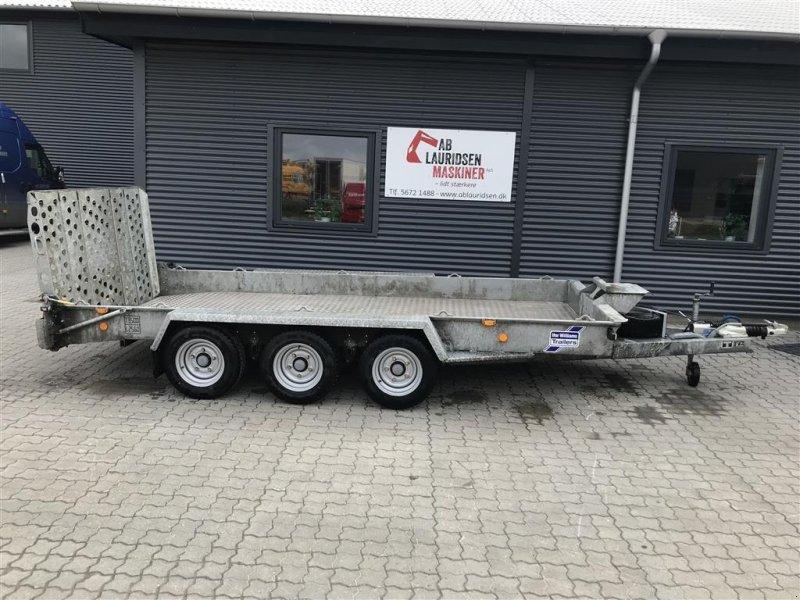 PKW-Anhänger типа Ifor Williams GH 146-3akslet, Gebrauchtmaschine в Rønnede (Фотография 1)