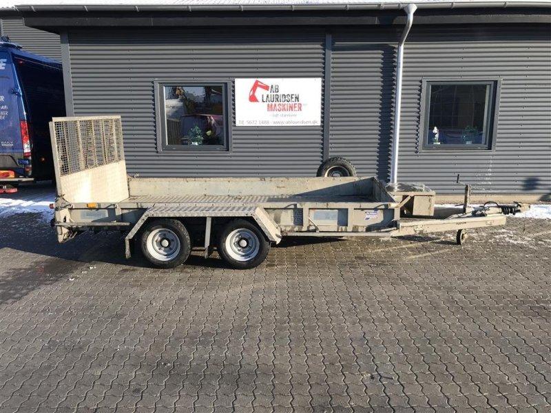 PKW-Anhänger типа Ifor Williams GP 126-R, Gebrauchtmaschine в Rønnede (Фотография 1)