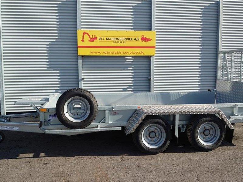 PKW-Anhänger typu Ifor Williams GP 126, Gebrauchtmaschine w Nørresundby (Zdjęcie 1)