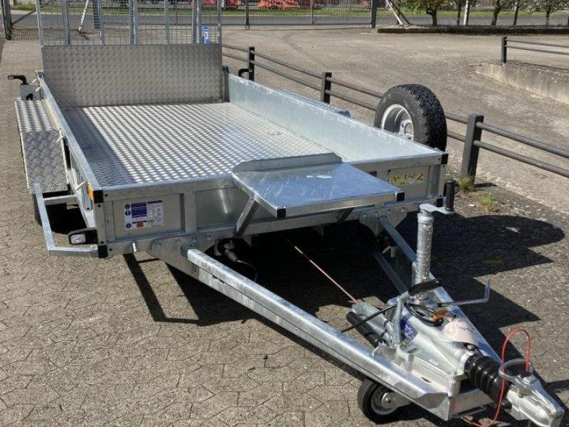 PKW-Anhänger типа Ifor Williams GP126 4'Ramp, Gebrauchtmaschine в Middelfart (Фотография 1)