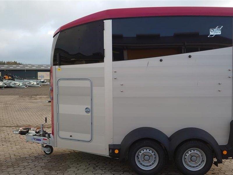 PKW-Anhänger typu Ifor Williams HBX 506, Gebrauchtmaschine w Nørresundby (Zdjęcie 1)