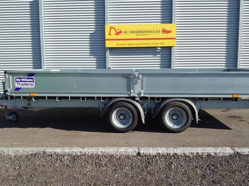 PKW-Anhänger типа Ifor Williams LM146, Gebrauchtmaschine в Nørresundby (Фотография 1)