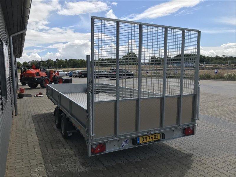 PKW-Anhänger типа Ifor Williams LM167B2, Gebrauchtmaschine в Rønnede (Фотография 8)