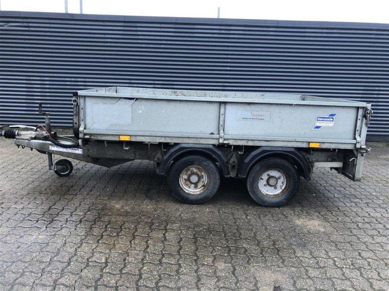 PKW-Anhänger типа Ifor Williams LT 85 Ladtrailer, Gebrauchtmaschine в Horsens (Фотография 1)