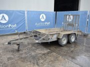 Indespension V67Z Car trailer