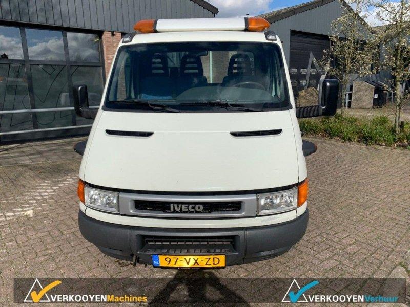 PKW-Anhänger типа Iveco Daily 40C13 300, Gebrauchtmaschine в Vessem (Фотография 2)