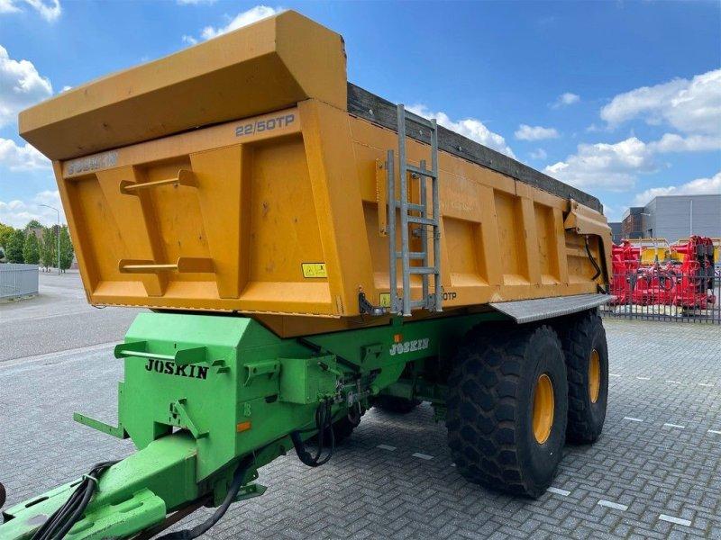 PKW-Anhänger типа Joskin JOS 22/50, Gebrauchtmaschine в BOEKEL (Фотография 1)