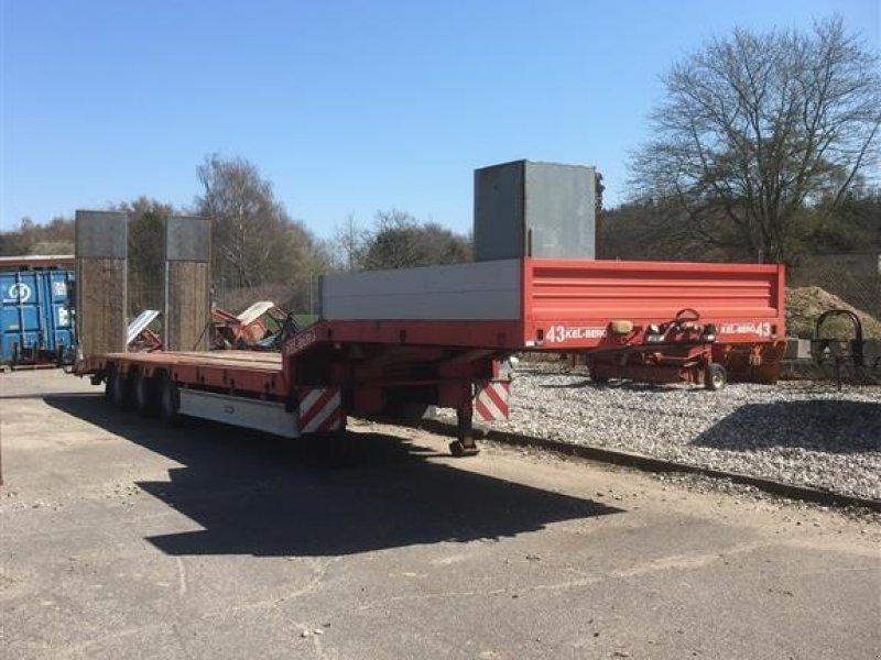 PKW-Anhänger типа Kel-Berg MASKINTRAILER, Gebrauchtmaschine в Odense SV (Фотография 1)