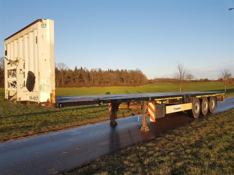 PKW-Anhänger of the type Krone Krone SD Flatbed, Gebrauchtmaschine in Aabenraa (Picture 1)