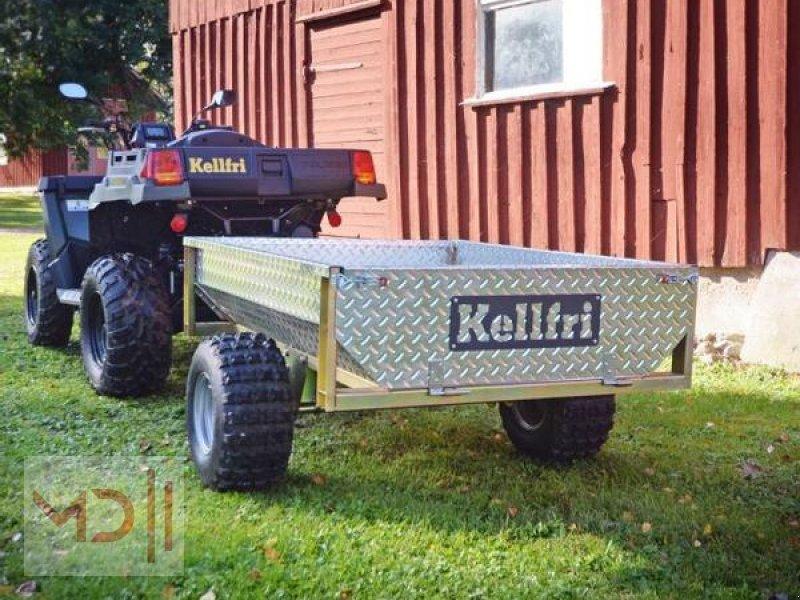 PKW-Anhänger типа MD Landmaschinen Kellfri Anhänger, Neumaschine в Zeven (Фотография 1)