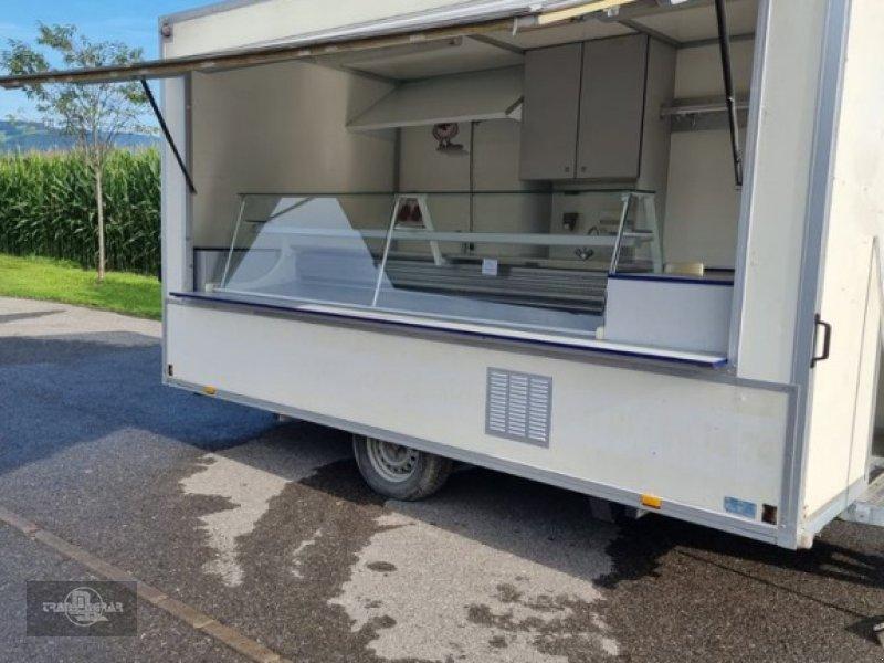 PKW-Anhänger типа Meyer Verkaufswagen mit Kühltheke!, Gebrauchtmaschine в Rankweil (Фотография 1)