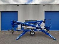 Niftylift 170, Aanhanger hoogwerker, 17 meter, diesel + Accu PKW-Anhänger