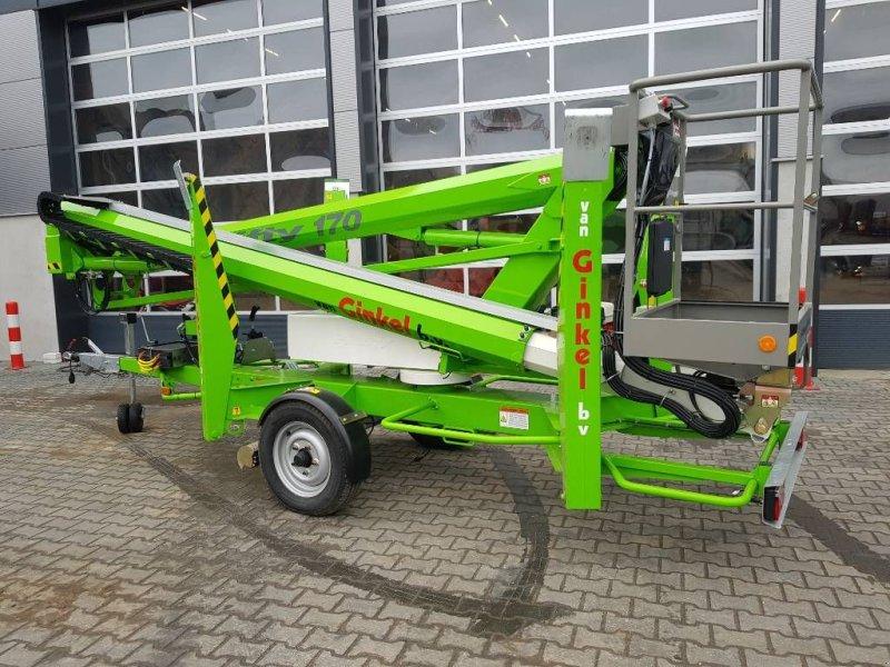 PKW-Anhänger typu Niftylift 170, Gebrauchtmaschine w Barneveld (Zdjęcie 1)
