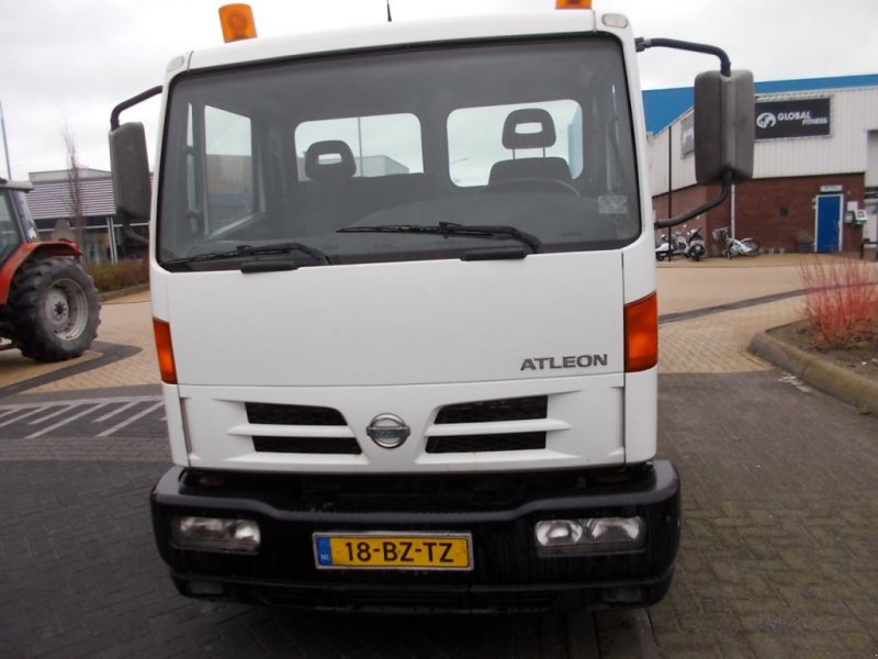 PKW-Anhänger типа Nissan Atleon, Gebrauchtmaschine в Alblasserdam (Фотография 2)