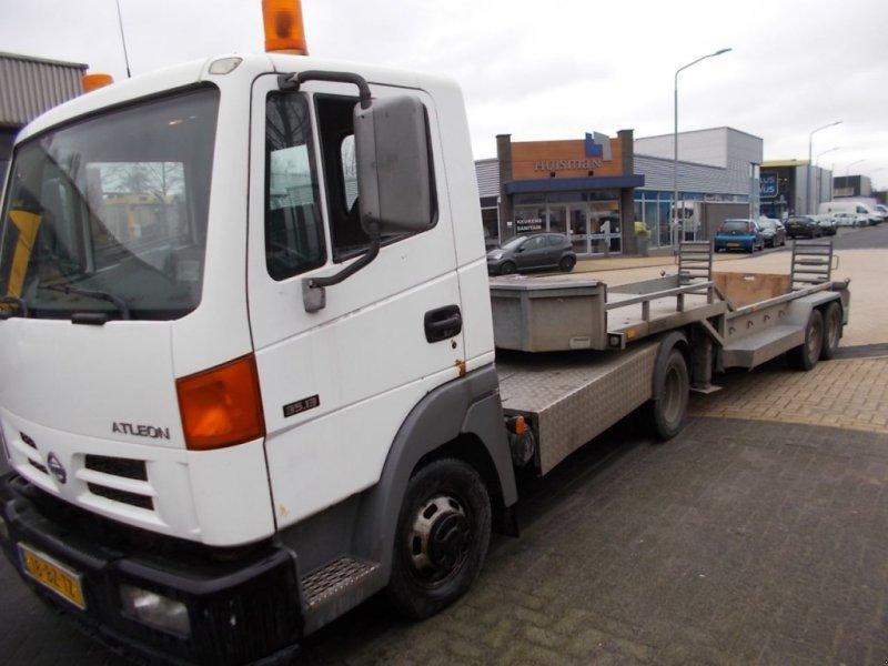 PKW-Anhänger типа Nissan Atleon, Gebrauchtmaschine в Alblasserdam (Фотография 1)