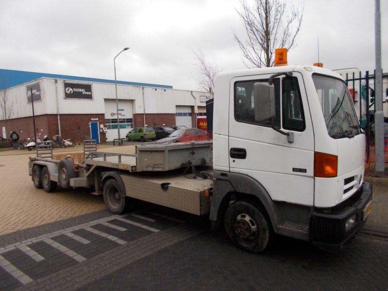 PKW-Anhänger типа Nissan Atleon, Gebrauchtmaschine в Alblasserdam (Фотография 7)