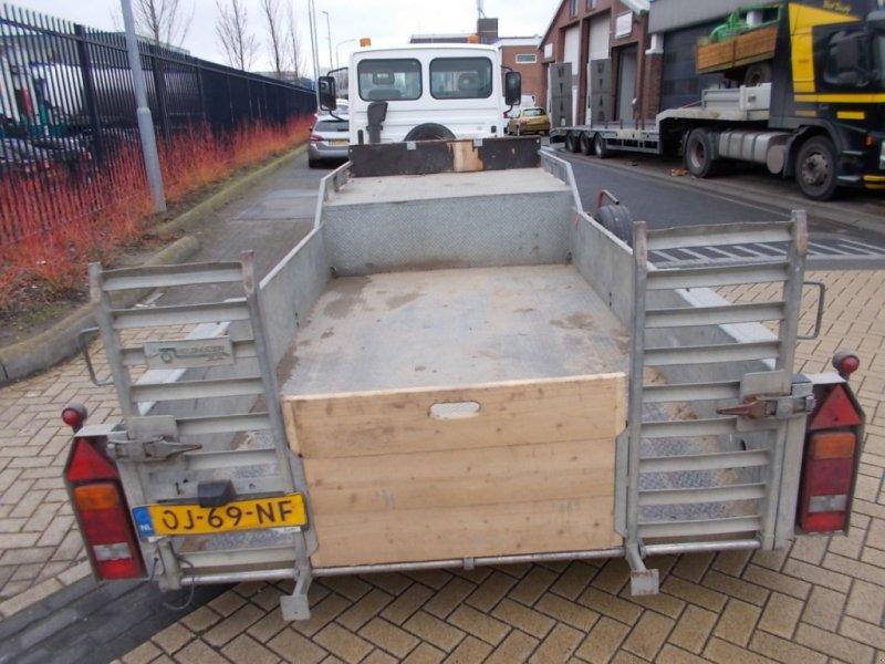 PKW-Anhänger типа Nissan Atleon, Gebrauchtmaschine в Alblasserdam (Фотография 5)
