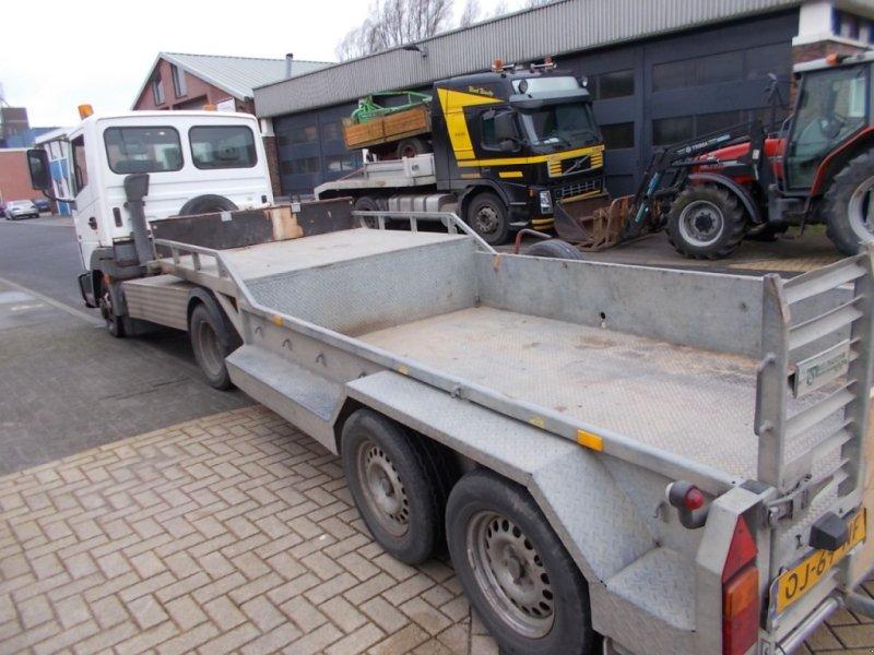 PKW-Anhänger типа Nissan Atleon, Gebrauchtmaschine в Alblasserdam (Фотография 4)