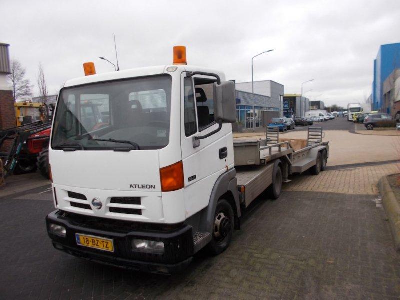 PKW-Anhänger типа Nissan Atleon, Gebrauchtmaschine в Alblasserdam (Фотография 8)