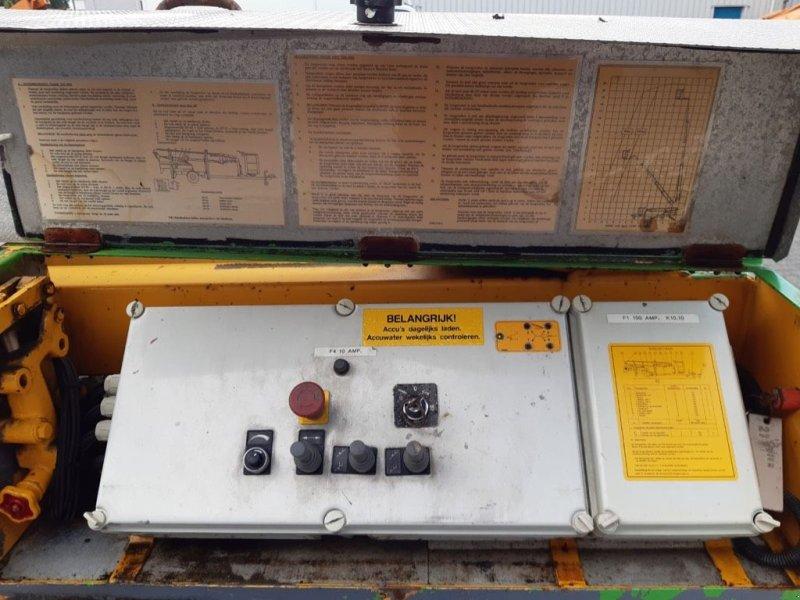 PKW-Anhänger типа Omme 2100 EBZ, Aanhanger hoogwerker, 21 meter, Gebrauchtmaschine в Heijen (Фотография 8)