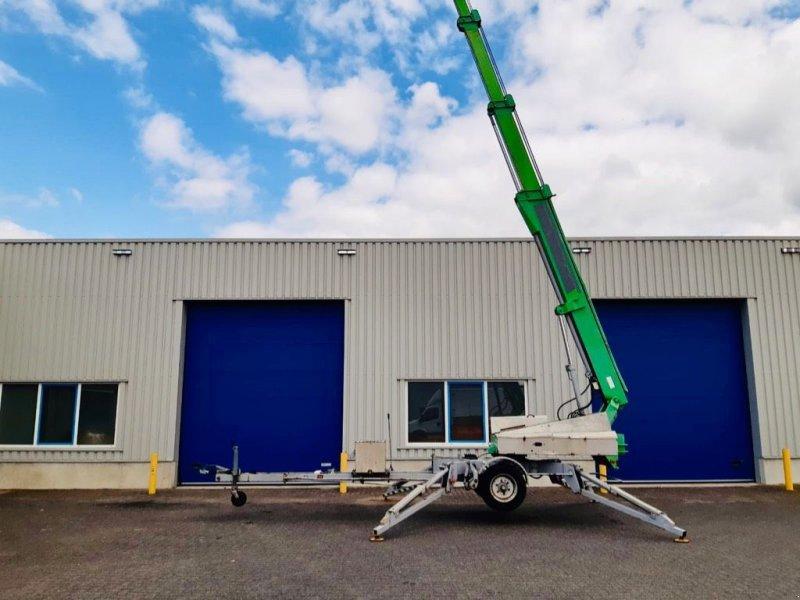 PKW-Anhänger типа Omme 2100 EBZ, Aanhanger hoogwerker, 21 meter, Gebrauchtmaschine в Heijen (Фотография 6)